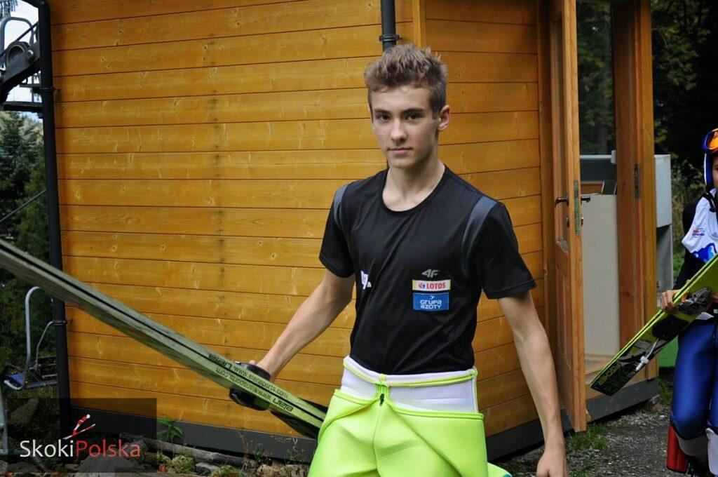 """FIS Cup Einsiedeln: Hoffmann prowadzi, trzech Polaków w czołowej """"10"""""""