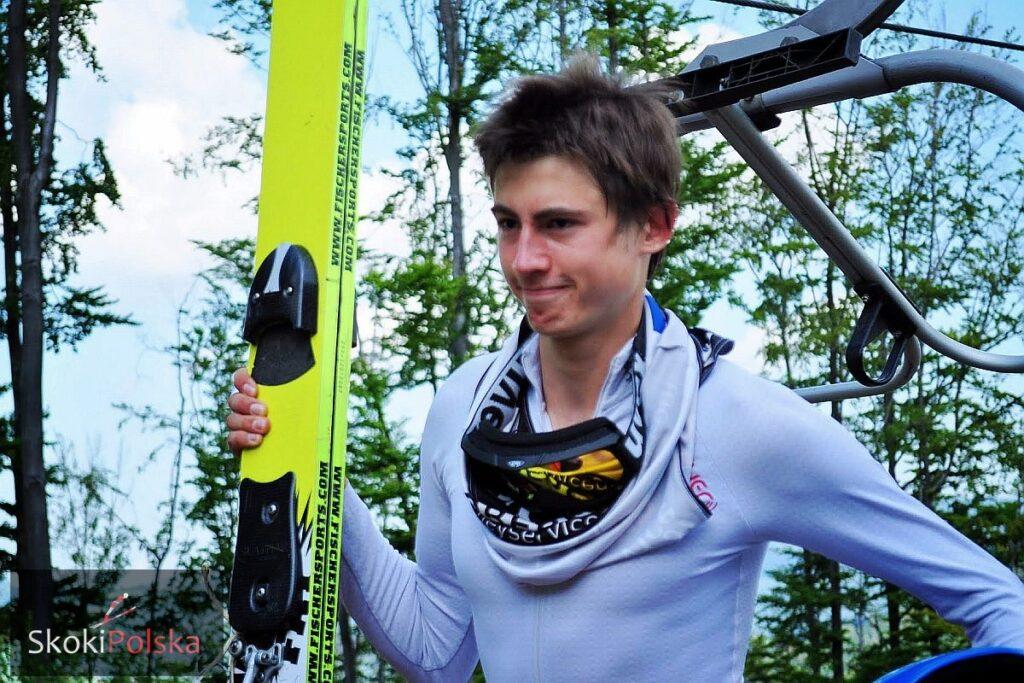 FIS Cup Zakopane: Jakub Kot i Rok Justin zwyciężają w serii próbnej!