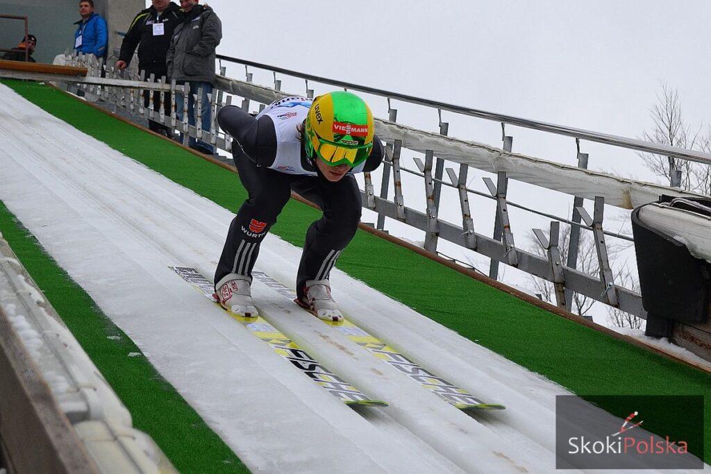 Florian Menz i Anna Häfele triumfują w konkursie Pucharu Niemiec w Berchtesgaden