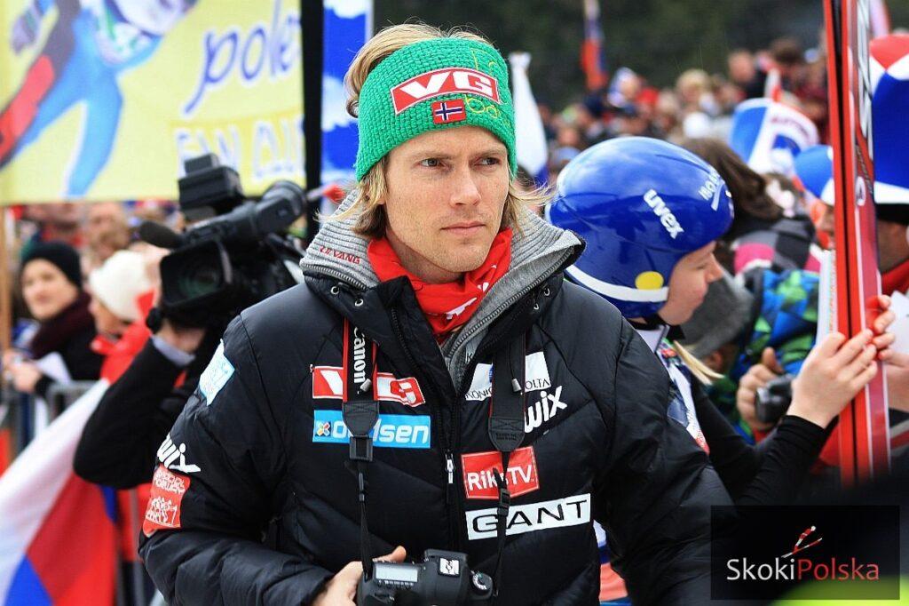 Bjoern Einar Romoeren wrócił do pracy, Norweg wsparł dzieci chorujące na raka