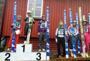LPK Pań w Trondheim: Takanashi kontynuuje zwycięską passę i triumfuje w całym cyklu