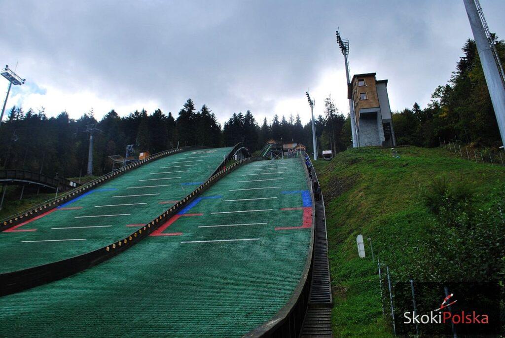 Szczyrk Skalite FCC fot.B.Leja  1024x685 - Szczyrk: Aune i Fairall najlepsi w treningach przed konkursem FIS Cup