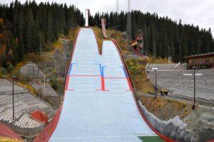 Trondheim 'Granasen', fot. skisprungschanzen.com