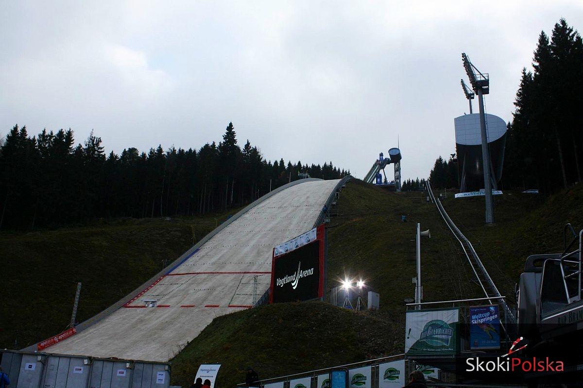 """You are currently viewing Organizatorzy PŚ w Klingenthal: """"Śniegu nie zabraknie"""""""