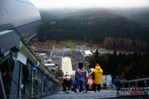 Konkurs drużynowy w Klingenthal – zmiana w programie zawodów PŚ