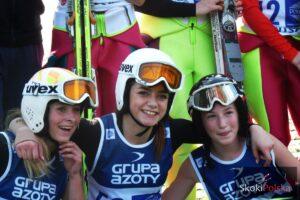 Szczyrk: Magdalena Pałasz pierwszą mistrzynią Polski w historii !