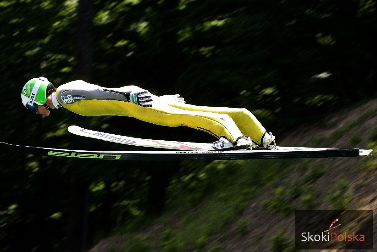 Peter Prevc zamienił narty na… podniebne akrobacje lotnicze