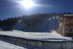 Park City 'Utah Olympic Park', fot. Sarah Hendrickson / facebook.com