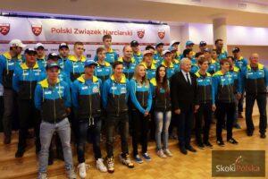Oficjalna prezentacja polskich kadr na sezon 2014/2015
