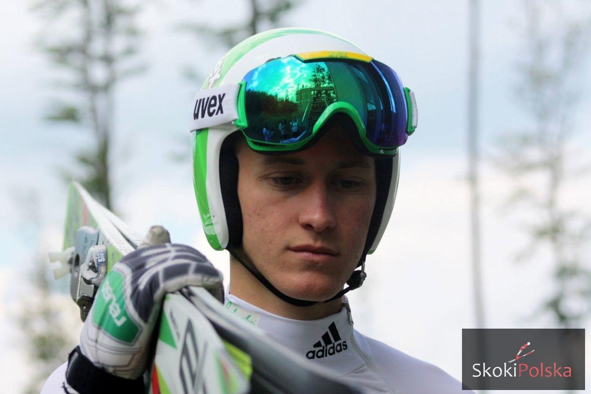 PŚ Vikersund: Znakomity lot Prevca w serii próbnej