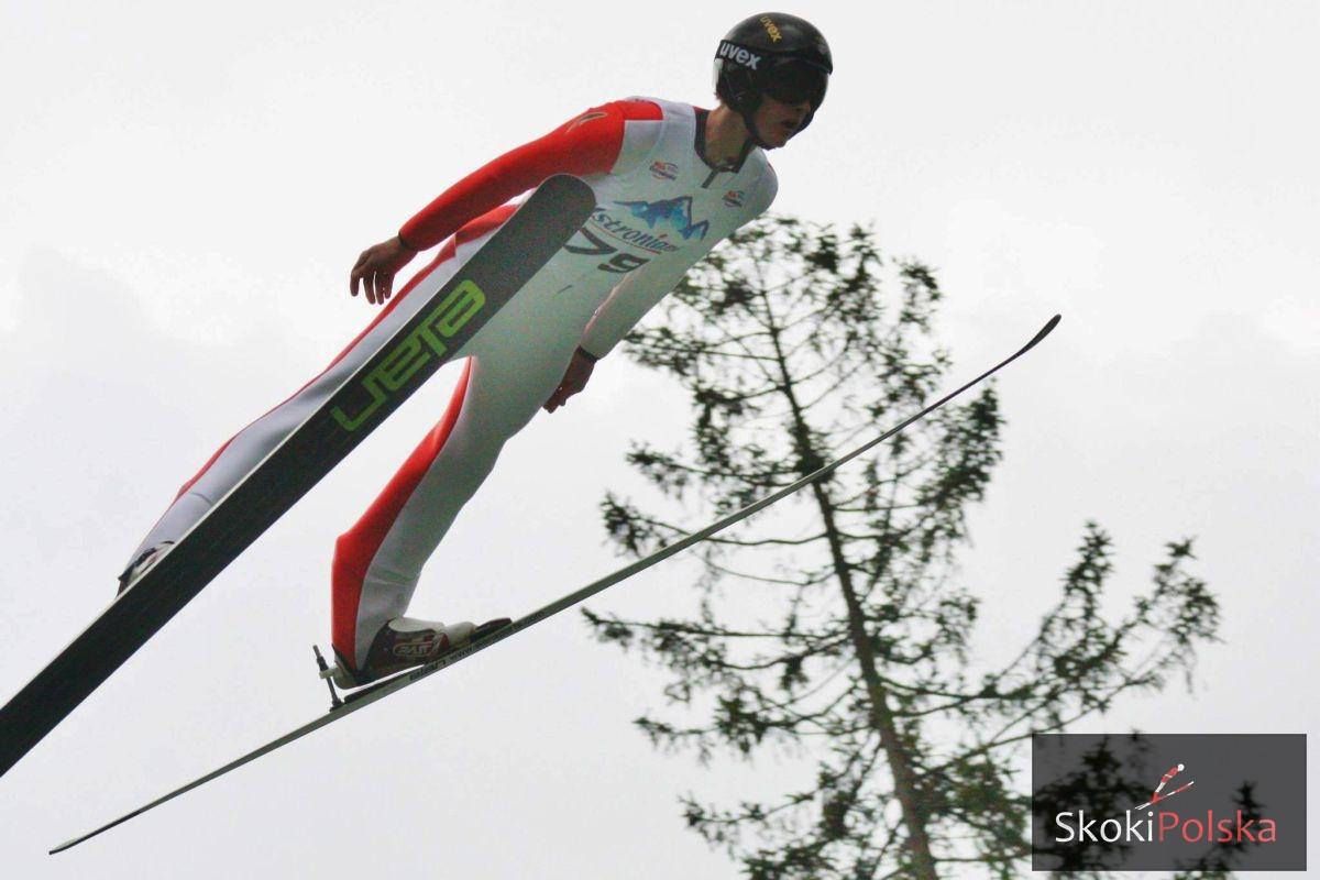 Bickner Kevin FIS.Cup .Szczyrk.2014 fot.Julia .Piatkowska1 - Amerykanie rywalizowali w US Cup Opener w Steamboat Springs