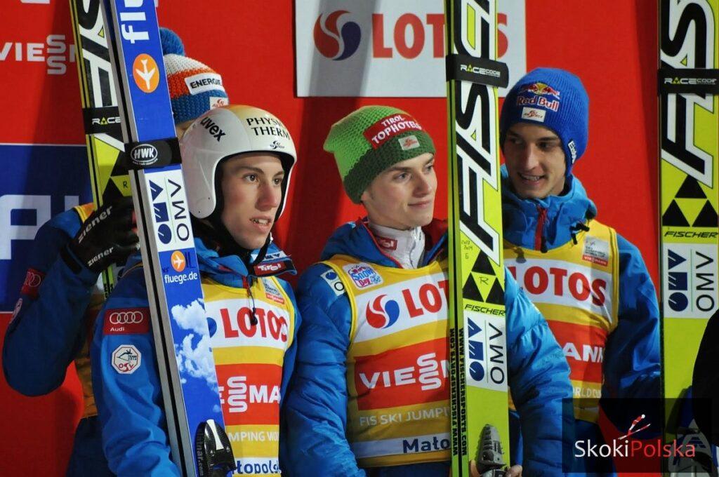 Heinz Kuttin nominował siedmiu Austriaków na Turniej Czterech Skoczni