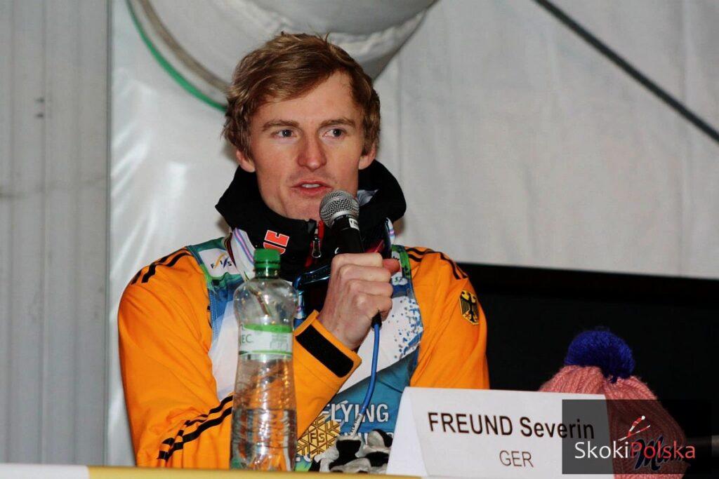"""Severin Freund: """"Nie jestem nie do pobicia"""""""