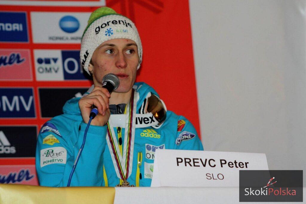 """Peter Prevc: """"Jest trochę gorzkiego smaku, spodziewałem się więcej"""""""