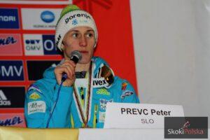 """Peter Prevc: """"To był dla wszystkich trudny konkurs"""""""