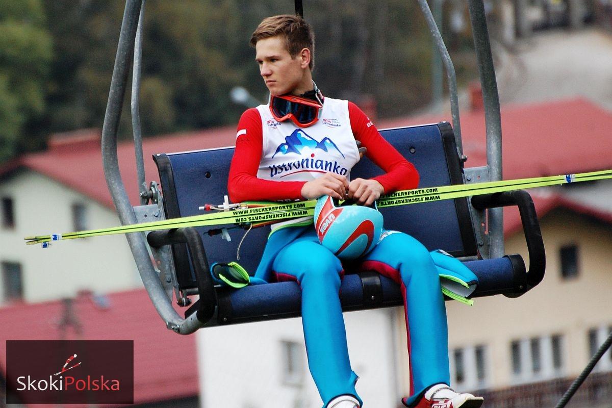 FIS Cup Einsiedeln: Stękała przed Leją w serii próbnej