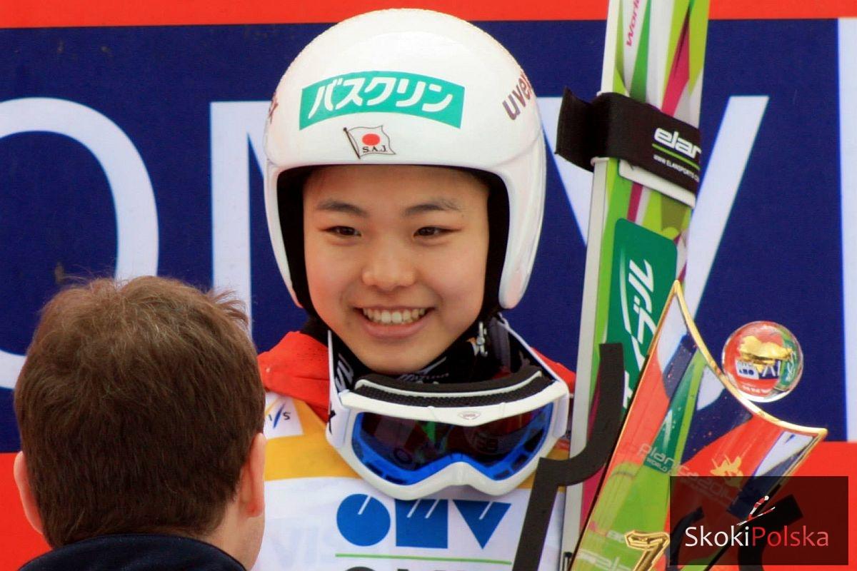 Sara Takanashi, fot. Julia Piatkowska