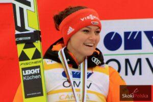Mistrzyni olimpijska Carina Vogt, fot. Julia Piątkowska