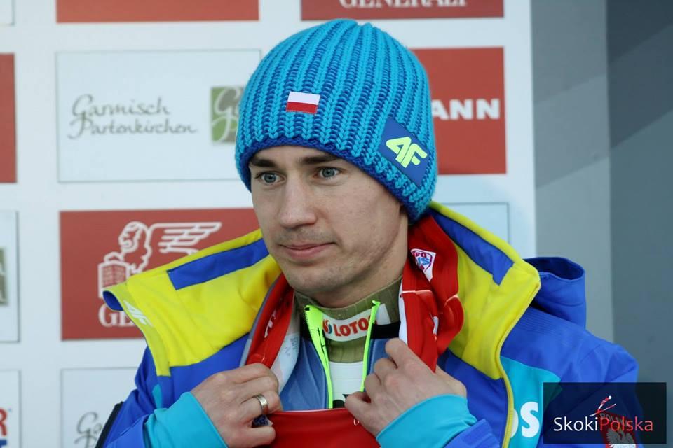 Kamil Stoch – husarzbez wsparcia