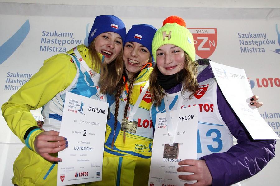 LOTOS Cup w Szczyrku: Dalekie loty na Skalitem