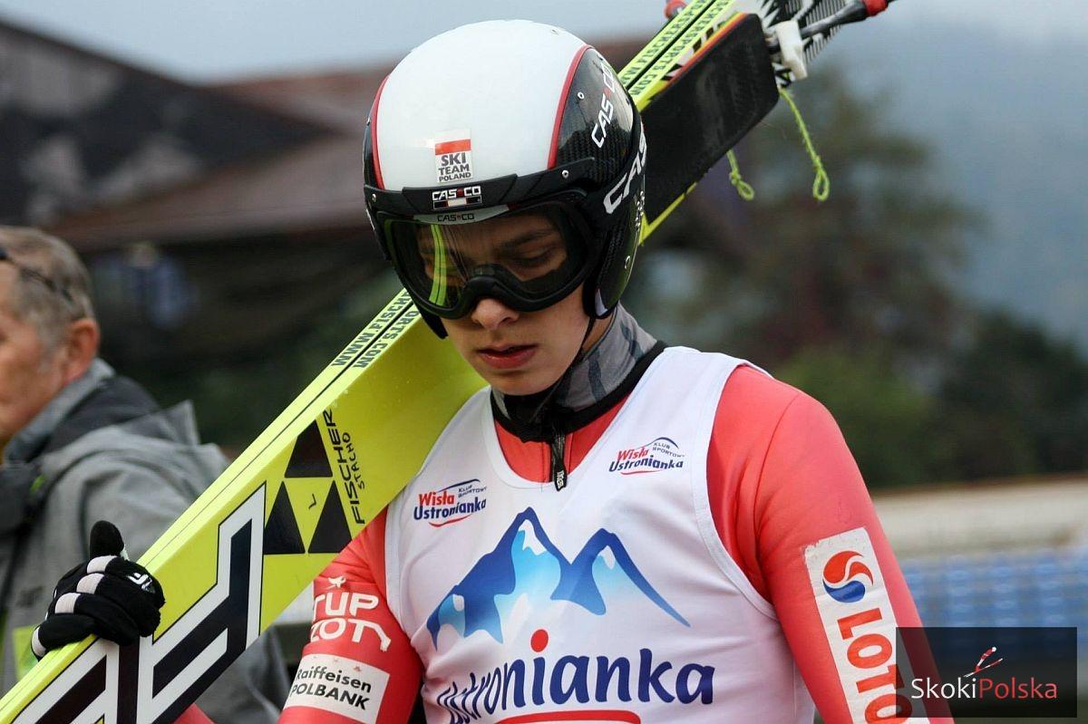 Biela Stanislaw FIS.Cup Szczyrk.2014 fot.Julia .Piatkowska - PK Brotterode: Stanisław Biela prowadzi po pierwszej serii