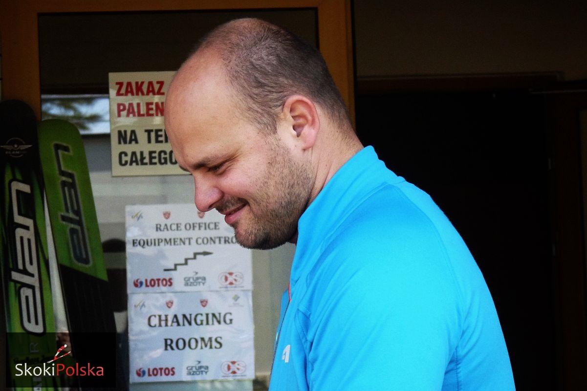 """Hankus Slawomir MP.Szczyrk.lato .2014 fot.Bartosz.Leja  - Sławomir Hankus dla SP: """"Sezon z falstartem do kariery, potrzeba pokory"""""""