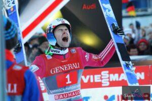 TCS Ga-Pa: Noworoczne zwycięstwo Jacobsena, dwóch Polaków punktuje
