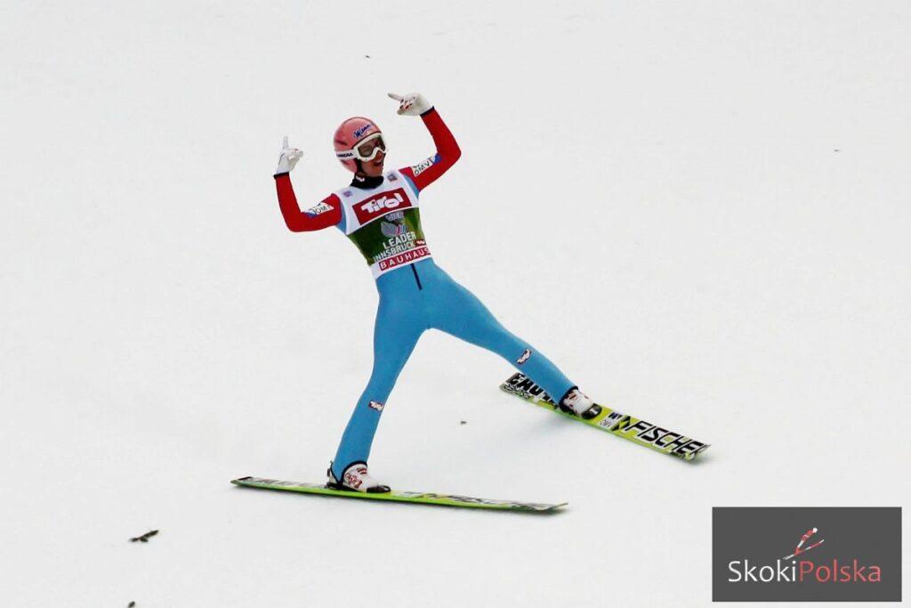 """Stefan Kraft dla SP: """"Nie czuję presji, mam nadzieję, że tak będzie też w Bichofshofen"""""""