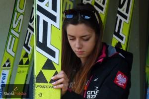 Palasz Magdalena MP.Szczyrk.2014 fot.Bartosz.Leja  300x200 - FIS Cup Pań Rasnov: Haralambie deklasuje, Rajda znów na podium