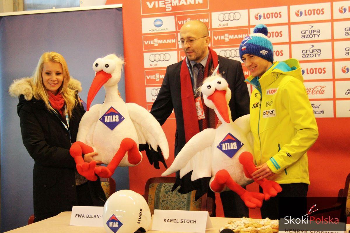 Stoch Atas - Atlas nowym sponsorem Kamila Stocha (WIDEO)