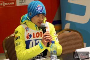 """Kamil Stoch: """"Czuję, że to może być bardzo fajny Turniej Czterech Skoczni"""""""