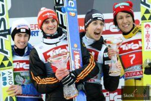 TSC Innsbruck: Zwycięstwo Freitaga, coraz lepsi Polacy, wielkie emocje na Bergisel!