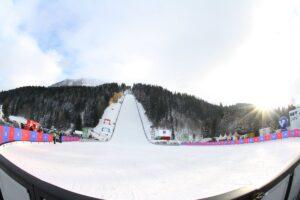 Tauplitz / Bad Mitterndorf 'Kulm-Skiflugschanze', fot. skifliegen.at / Skiflug Weltcup Kulm