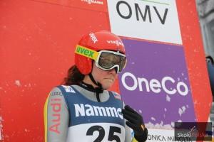 Carina Vogt, fot. Stefan Piwowar