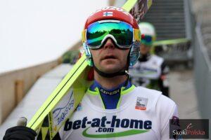 Finowie z Ahonenem na zawody Grand Prix w Wiśle