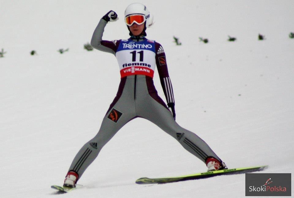 """Avvakumova Irina WC.Predazzo.2013 fot.Julia .Piatkowska - Avvakumova: """"Czuję, że do zimy mogę uzyskać optymalną formę"""""""