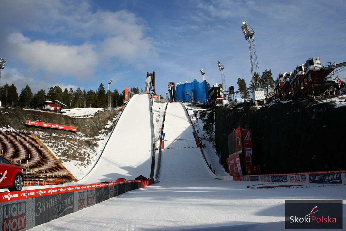 Falun Lugnet WSC.2015 fot.Julia .Piatkowska1 - FIS Cup Falun: Finałowe konkursy odwołane