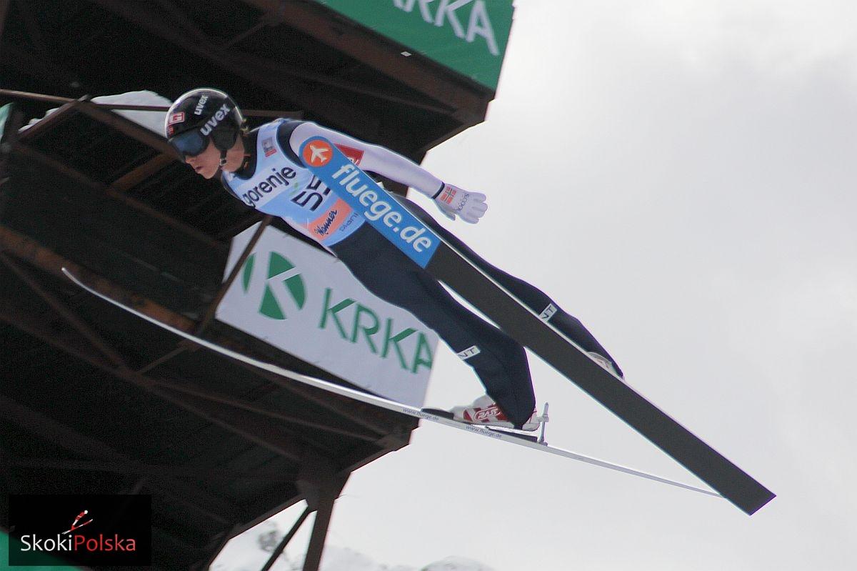 """Fannemel Anders lot2 fot.Stefan.Piwowar - Evensen: """"Fannemel może skoczyć ponad 250 metrów"""""""