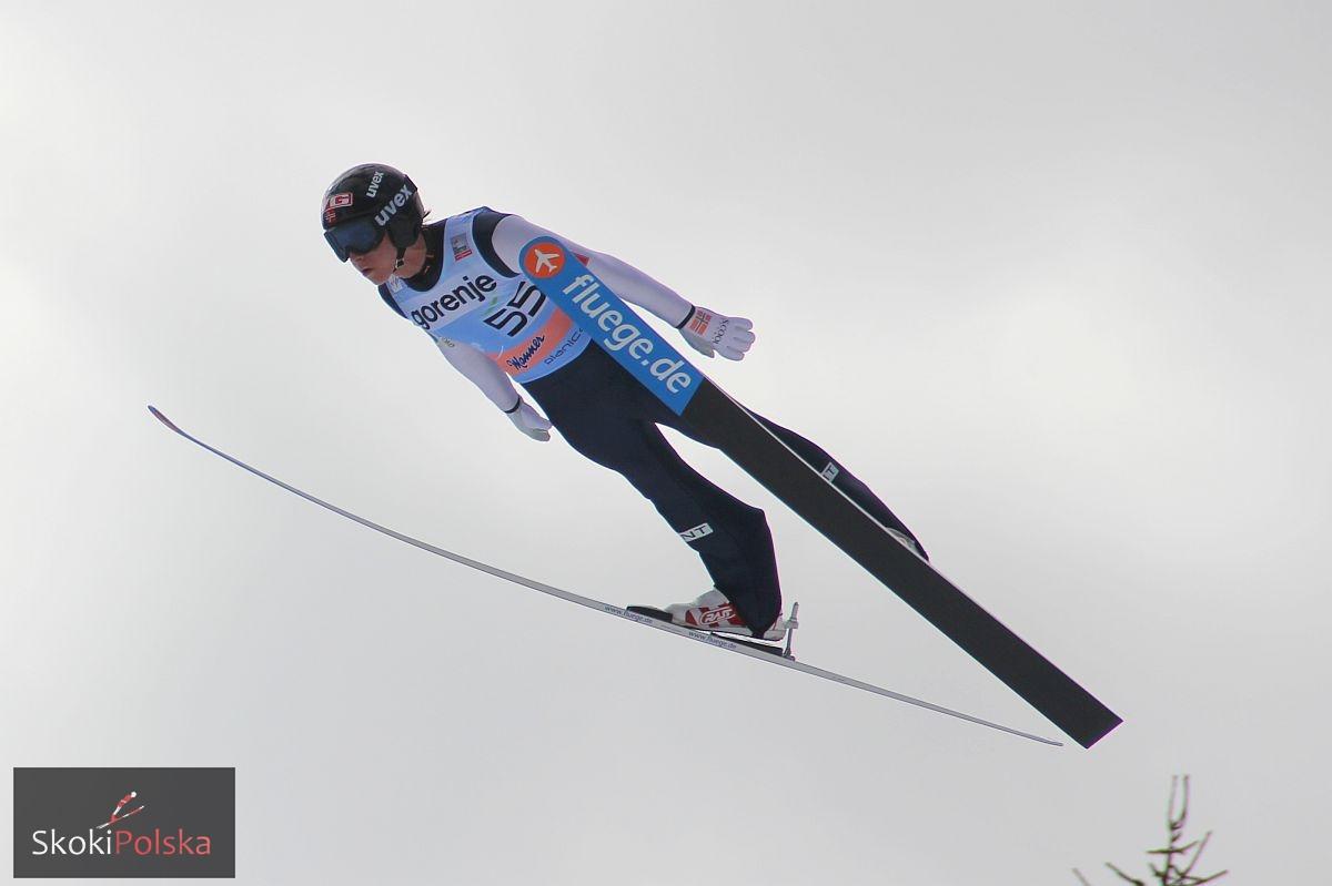 PŚ Vikersund: Fannemel i Prevc o krok od rekordu świata!