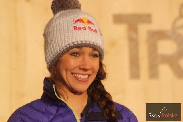 "Hendrickson Sarah WSC.Val .di .Fiemme.2013 fot.Julia .Piatkowska - Sarah Hendrickson: ""Moim celem jest medal"""