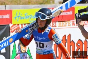 Hoelzl Chiara Hinterzarten fot.C.Hoelzl 300x199 - LGP Pań Courchevel: Takanashi śrubuje rekordy, Rajda punktuje