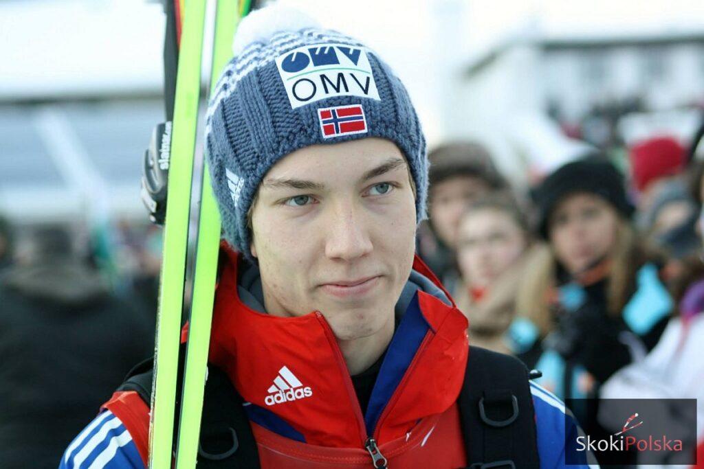 """Forfang wrócił na skocznię, Stoeckl: """"Ma szansę zrobić kolejny krok"""""""