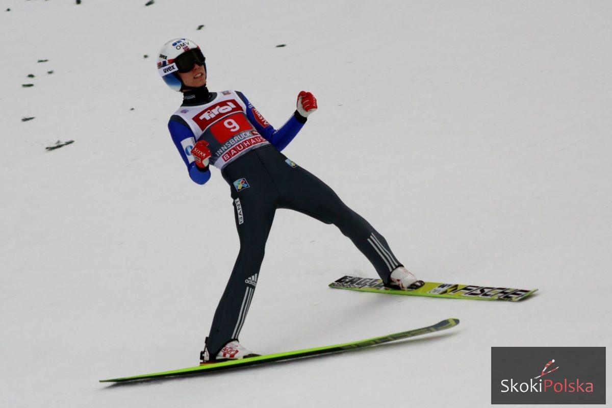 Johann Andre Forfang TCS.Innsbruck fot.Julia .Piatkowska - MŚJ Ałmaty: Forfang juniorskim mistrzem świata, Kantyka dziesiąty