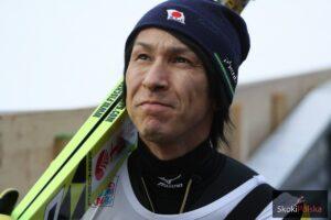 Kasai Noriaki WC.Innsbruck.2014 fot.Julia .Piatkowska 300x200 - PŚ Lahti: Norwegowie podtrzymują dobrą passę, Polacy poza podium