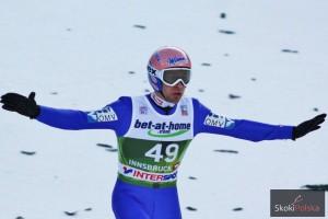 Kofler Andreas WC.Innsbruck.2014 odjazd2 fot.Julia .Piatkowska 300x200 - PŚ Lillehammer: Peter Prevc wygrywa kwalifikacje, Hula drugi!