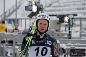 PŚ Pań Hinzenbach: Lundby najlepsza w kwalifikacjach