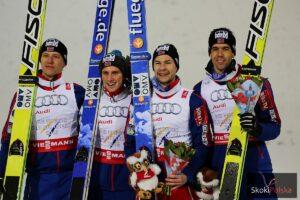 PŚ Lahti: Norwegowie podtrzymują dobrą passę, Polacy poza podium