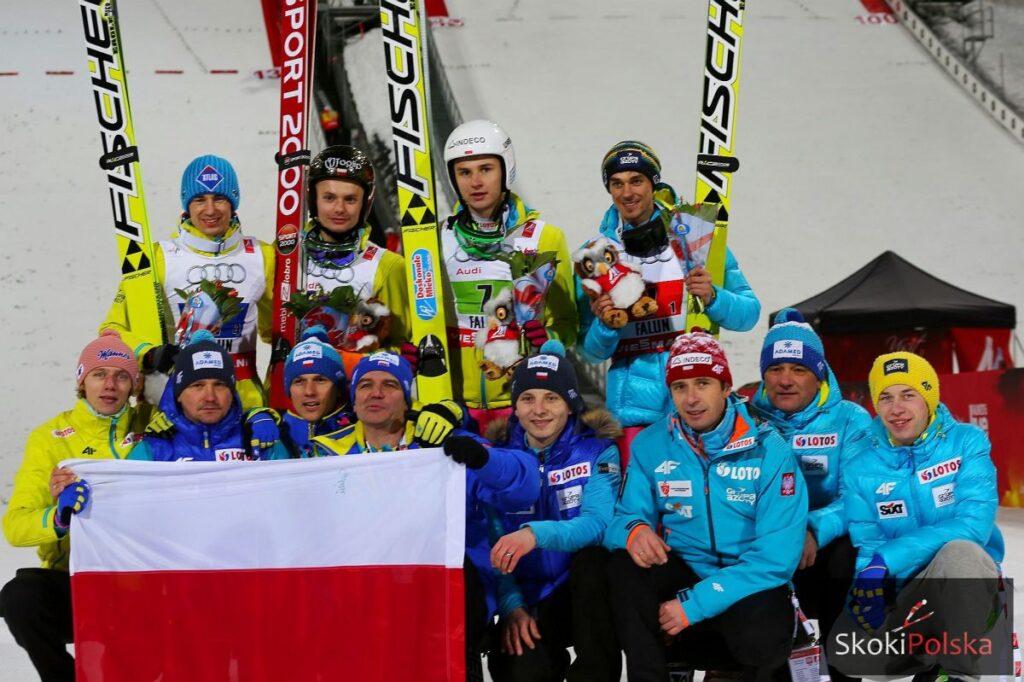 MŚ Falun: Norwegowie mistrzami, Polacy z brązowym medalem !