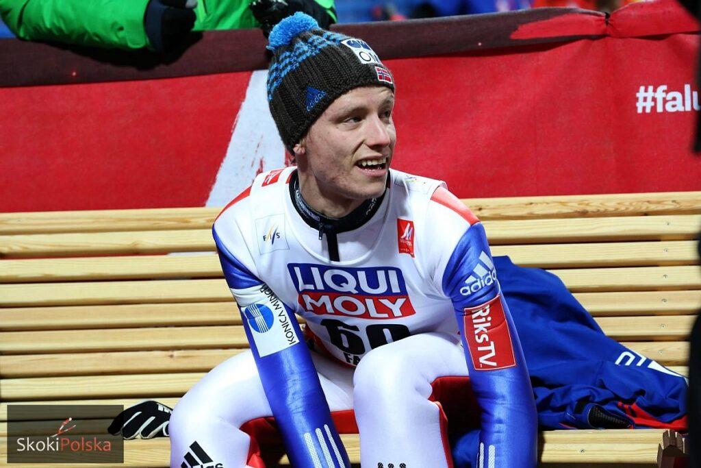"""Rune Velta: """"Czekając na wynik bardzo się denerwowałem"""""""