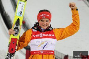MŚ Falun: Carina Vogt mistrzynią świata !